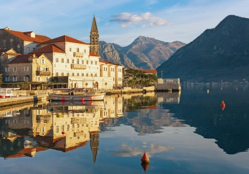 Pearls of Montenegro