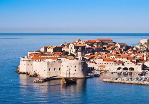 The City That Has No Competition; The City of Dubrovnik