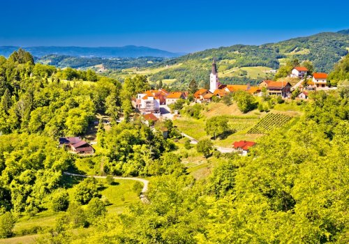 Experience the small cities of Croatian hinterland