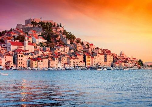 Jewels of Dalmatian coastline