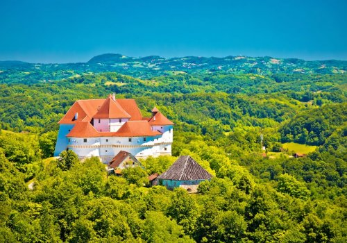 Historical monuments of Croatian Hinterland