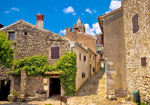 Discover rich historical heritage of Istria