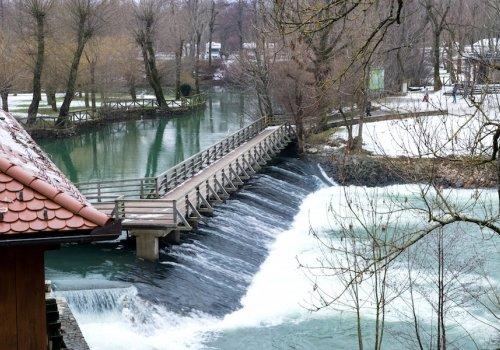 Natural wonders of Slovenia