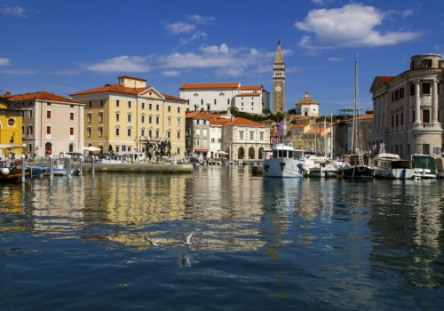 Explore the pearls of Slovenian Adriatic