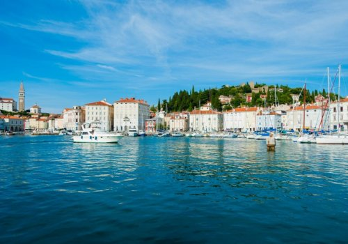 Destination: Slovenian Adriatic; Portoroz, Piran & Koper