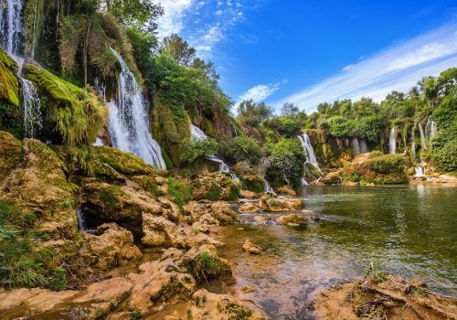 Discover the magnificent nature of Kravice