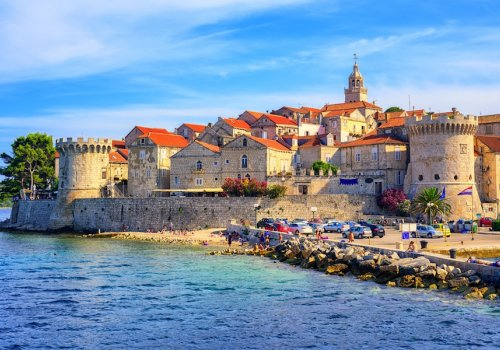 Discover the mini version of Dubrovnik
