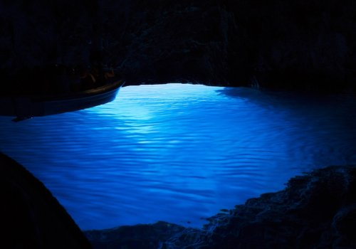 Explore the Blue cave and the astonishing island of Hvar